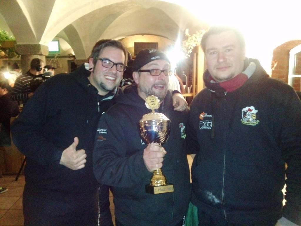 Teaser 2. hessische Wintergrillmeisterschaft
